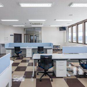 奈良日野自動車㈱本社・サービス工場