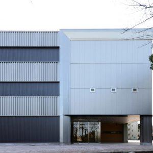 トヨタ東京整備学園スマートモビリティ研修棟