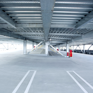 大豊工業㈱細谷工場立体駐車場